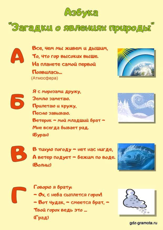 гдз азбука 1 класс горецкий ответы