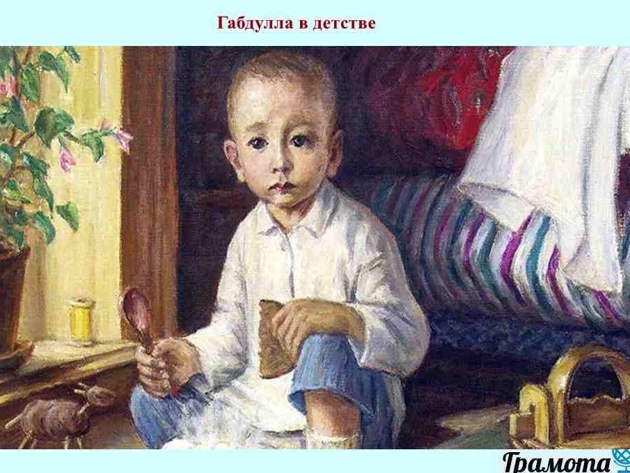 Габдулла Тукай: краткая биография