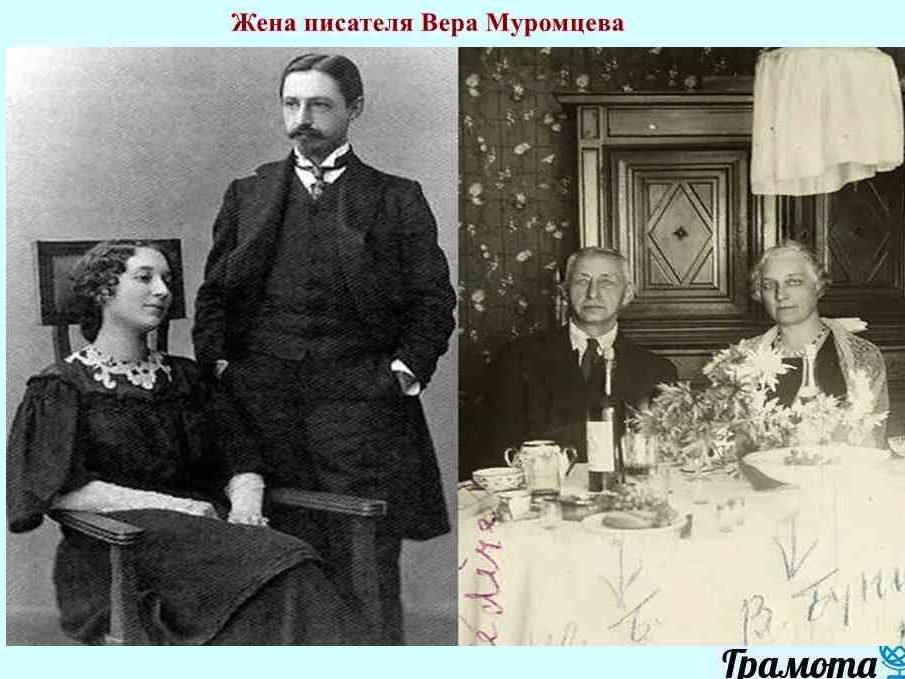 Иван Бунин: краткая биография